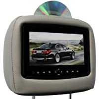 CarShow by Rosen CS-HDODY11-G12 Single DVD Headrest System