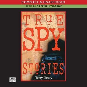 True Spy Stories Hörbuch