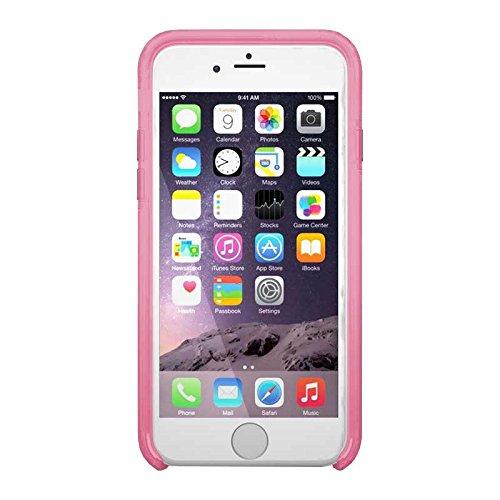 """Prodigee iPHONE 6 6s 4.7"""" Show Blossom, Klar Transparent Pink Rosa Schutz dünn Hülle Stück dünner dünn Schalen Case Cover"""