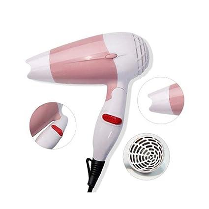 Zzp Secador de Cabello: botón de Aire frío, protección contra sobrecalentamiento, secador de