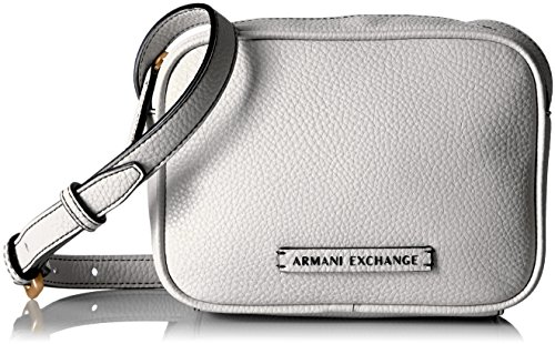 A|X Armani Exchange Pebble Pu Crossbody Bag, - For Womens Bags Exchange Armani