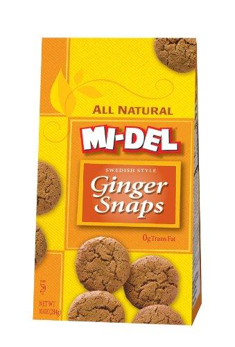 GingerSnaps, 10 oz. ()