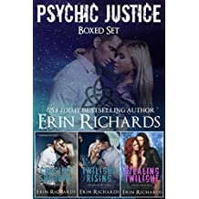 Psychic Justice Boxed Set: (Chasing Shadows, Twilight Rising, Stealing Twilight)