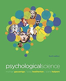 Amazon psychological science fifth edition 9780393937497 psychological science 4th edition fandeluxe Gallery