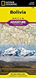 Bolivia (National Geographic Adventure Map)