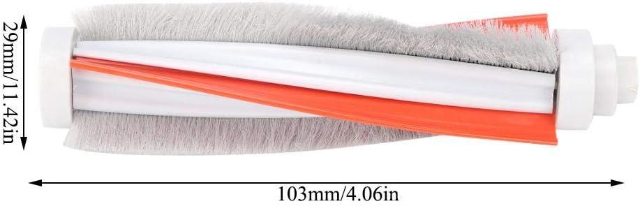 4.1 x 1.1 x 1.1 pouces Accessoire de rechange pour brosse /à tapis daspirateur de rechange adapt/é pour Xiaomi Roidmi F8 F8E