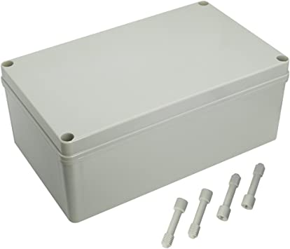 100*150*70 MM WATERPROOF IP65 Case Electronic Wire Junction Box Enclosure Case