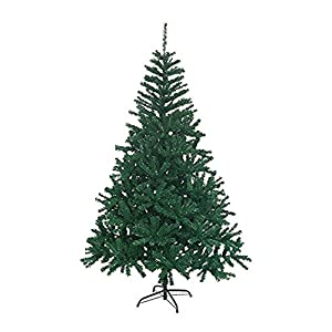 Artificial Premium Christmas Pine Tree With Solid Metal Legs 4',5',6' or 7' Feet 93