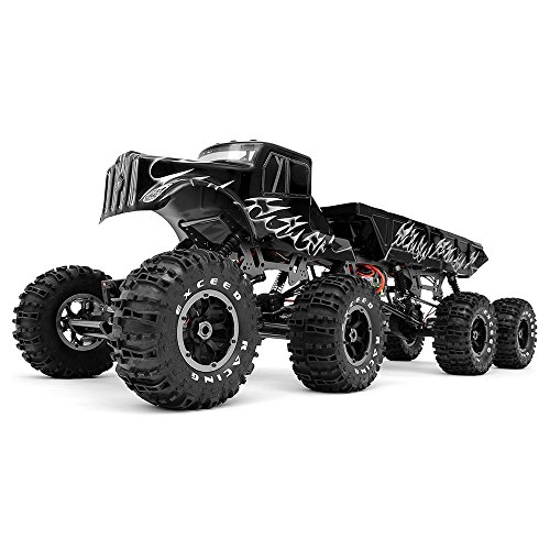Exceed RC 1/8 Scale Mad Torque 8x8 Crawler 2.4ghz Ready to