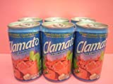 clam tomato cocktail - Motz Clamato Tomato Cocktail (tomato juice containing clam extract) 163mlX6 cans