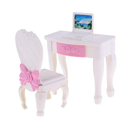 Amazoncom Sm Sunnimix European Style Doll House Table And Chairs