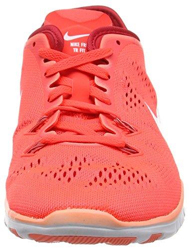 Tr WMNS Nike Multisport Orange 0 Weiss 5 Fit Blue Women's 5 Indoor Orange Shoes Free ZwUwx