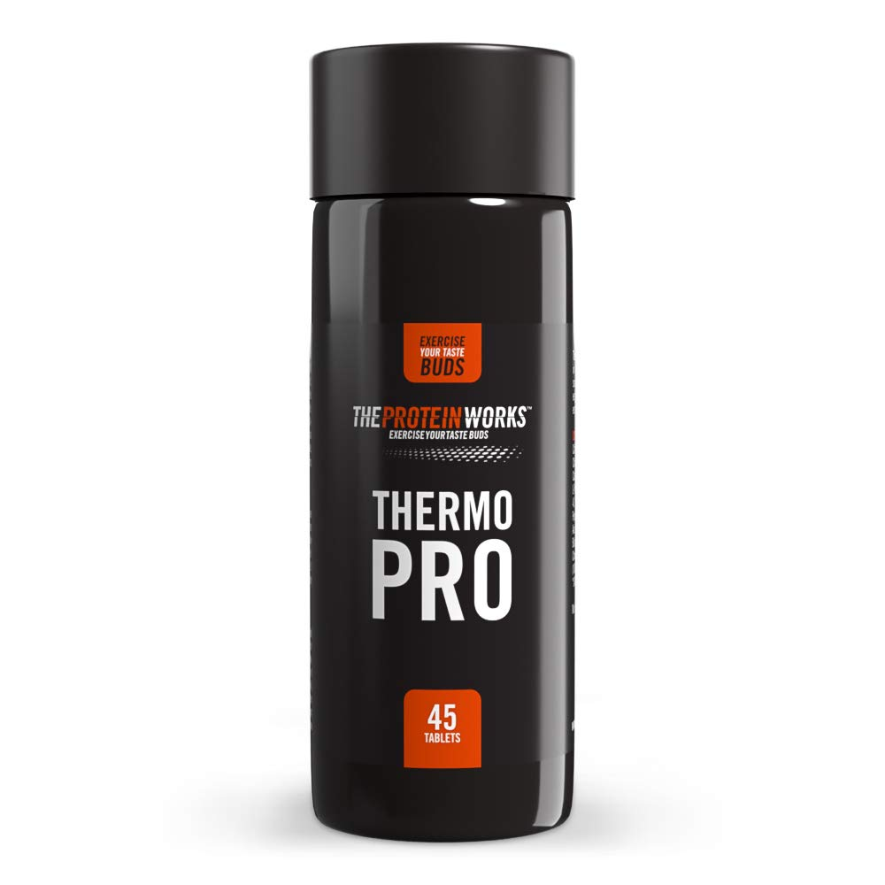 The Protein Works Suplemento Dietético Thermopro - 45 Cápsulas ...