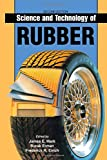 Science and Technology of Rubber 9780124725256