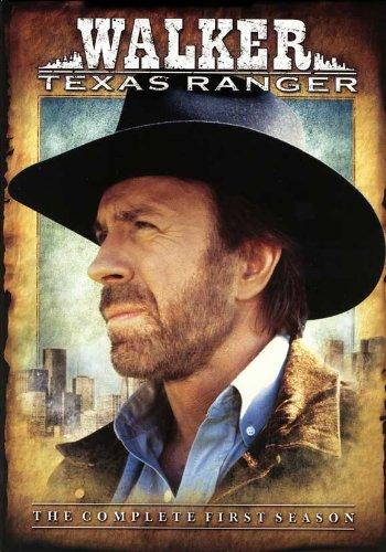 Walker, Texas Ranger TV Poster 1993