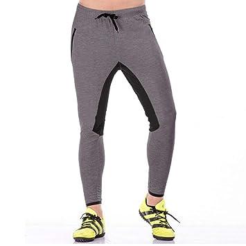 Pantalones de Yoga para Hombres, Pantalones de Costura de ...