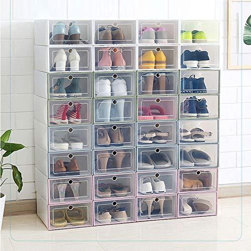 Shoe Plastic Box - 1piece Shoe Box Shoes Storage Artifact Transparent Plastic Japan Flip Drawer 55c - Storage Bins Organizers Boxes Storage Boxes Bins Storag Shoe Plastic Drawer Japan Japanes