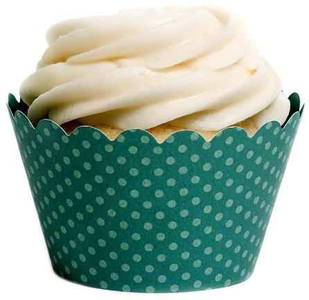 Dress My Cupcake Standard Turquoise