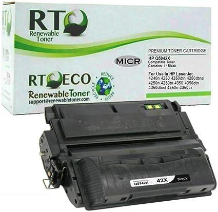 10 pack Q5942A Toner for 4250dtn 4350tn 4350 4350n 4350dtnsl Printer HI-QTY!