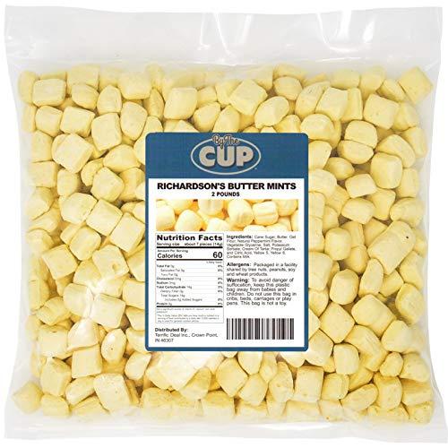 Richardson's Butter Mints 2 Lbs