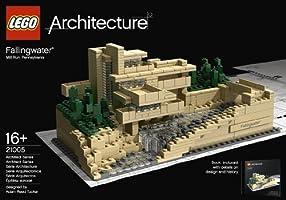 Lego Architecture - Fallingwater (21005): LEGO: Amazon.es: Juguetes y juegos