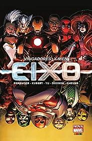 Vingadores e X-Men. Eixo