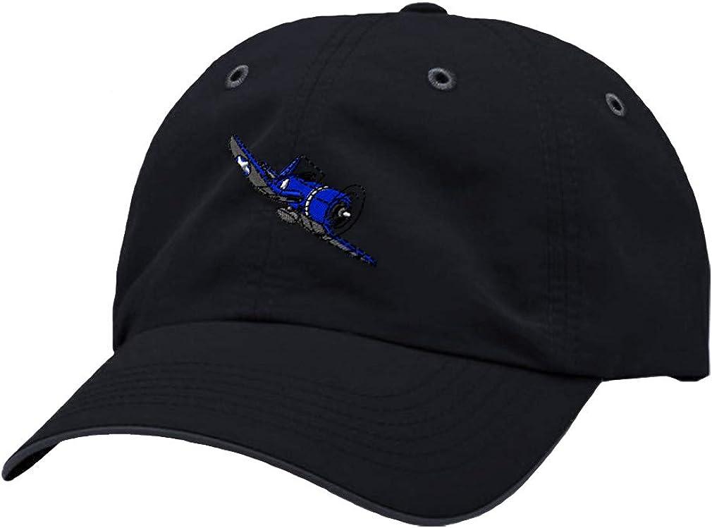 Custom Richardson Running Cap Corsair Embroidery Veteran Name Polyester Hat