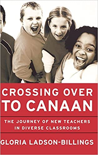 Crossing over to canaan the journey of new teachers in diverse crossing over to canaan the journey of new teachers in diverse classrooms 1st edition fandeluxe Image collections