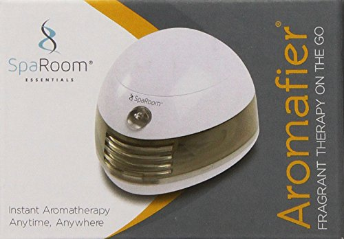 SpaRoom Aromafier Ultrasonic Diffuser, White