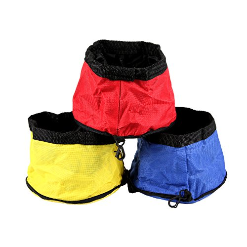 Petroad Portable Collapsible Water Yellow product image