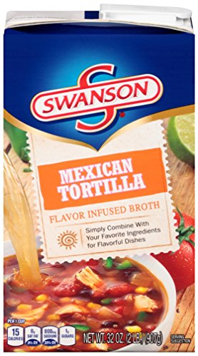 Swanson Flavor Infused Mexican Tortilla