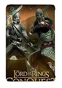 Catenaryoi Premium Protective Hard Case For Ipad Mini/mini 2- Nice Design - The Lord Of The Rings - Conquest