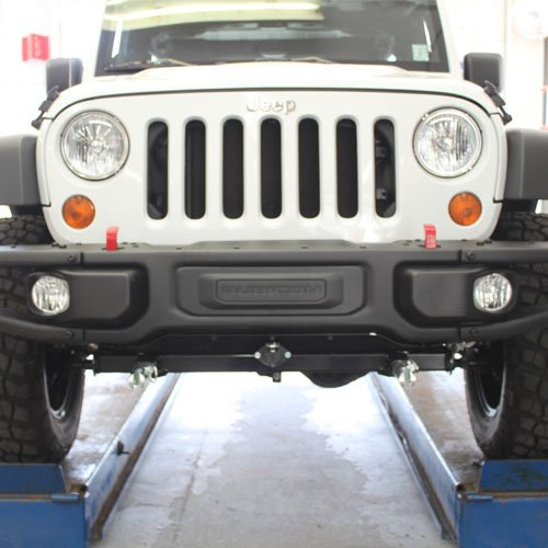 Blue Ox BX1134 Baseplate For Jeep Wrangler Rubicon