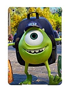 New Cute Funny Mike Wazowski Monsters University Case Cover/ Ipad Air Case Cover For Lovers