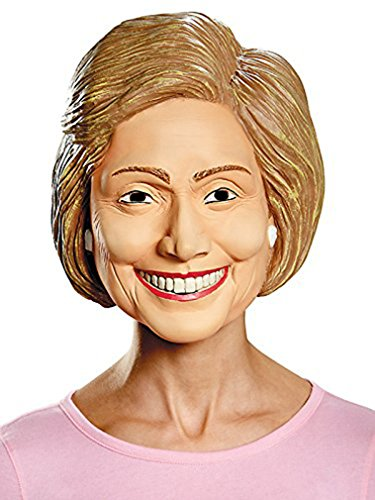 Disguise Hillary Clinton Deluxe Mask