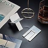 Stainless Steel Foldable Cigar Holder Cigarette
