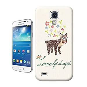 BY SHICASE Lovely Dog Fashion Designed Brand New Samsung Galaxy s4 Defender Case