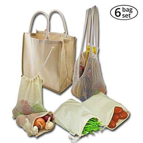 Eco Friendly Jute Bags India - 1