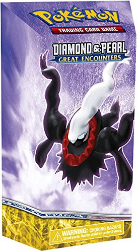 Pokemon Diamond & Pearl Great Encounters Endless Night Theme Deck [Sealed Deck] (Pokemon USA)