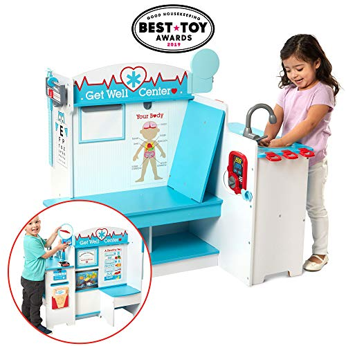 Get Well Activity Center is a top toy for preschool-aged boys