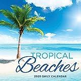 2020 Tropical Beaches Daily Desktop Calendar