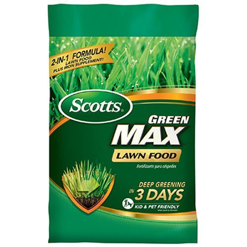 Scotts Green Max Lawn Food, 5,000-Sq Ft (Not Sold in Pinellas County, FL)