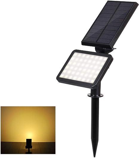 Farol Solar para jardín de LeeMon, luz automática para el jardín ...