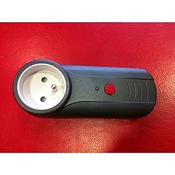 SOMMER - Kit récepteur radio dans un boîtier à prise VF porte de garage  SOMMER - e7ef2ea39218