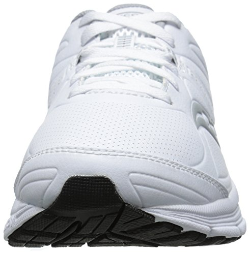 Grid Men's Shoe Walking Grey Momentum Saucony White HRTqx5w6