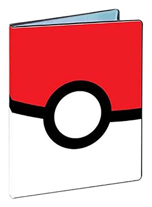Pokémon Porta Tessere Della Linea Pokémon Ultra Pro Pokéball Con 9