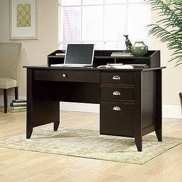 Sauder Shoal Creek Desk, Jamocha Wood