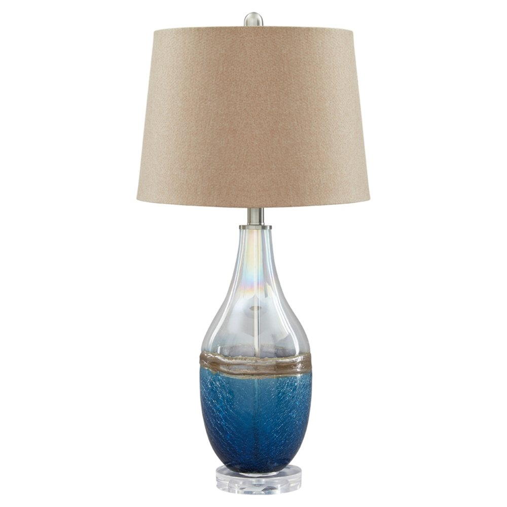 Ashley Furniture Signature Design Johanna Glass Table Lamps