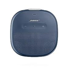Bose SoundLink Micro Waterproof Bluetooth Speaker, Midnight Blue