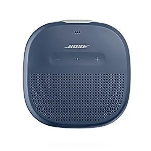 bose soundlink micro tooth lautsprecher dunkelblau f r einen kleinen speaker nahezu perfekt. Black Bedroom Furniture Sets. Home Design Ideas